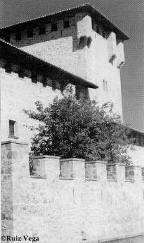 El palacio de los Varona en Villanañe (Alava)