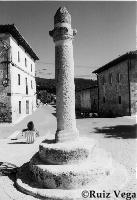 Rollo jurisdicional en Villanañe (Alava)